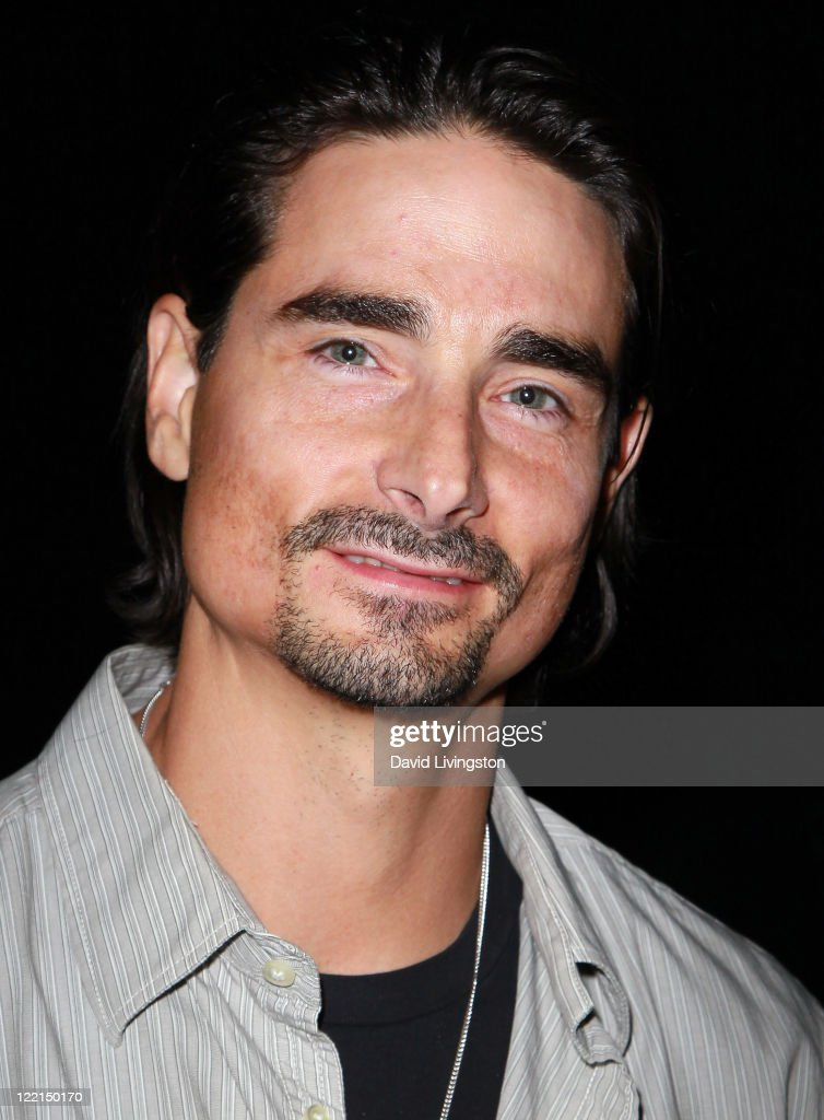 Singer/actor Kevin Richardson attends the Los Angeles premiere of 'The Casserole Club' presented by the American Cinematheque at the Egyptian Theatre on August 25, 2011 in Hollywood, California.