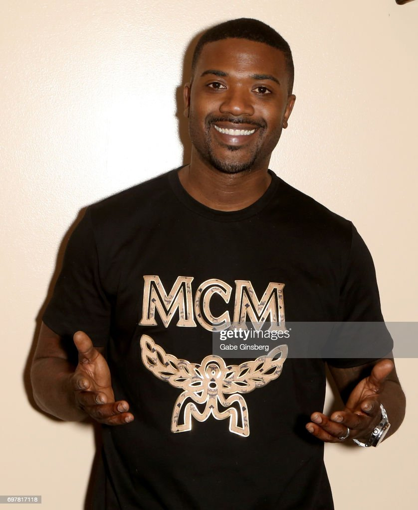 "Ray J Attends Meet-And-Greet For ""Homes 4 Heroes"" Television Project"
