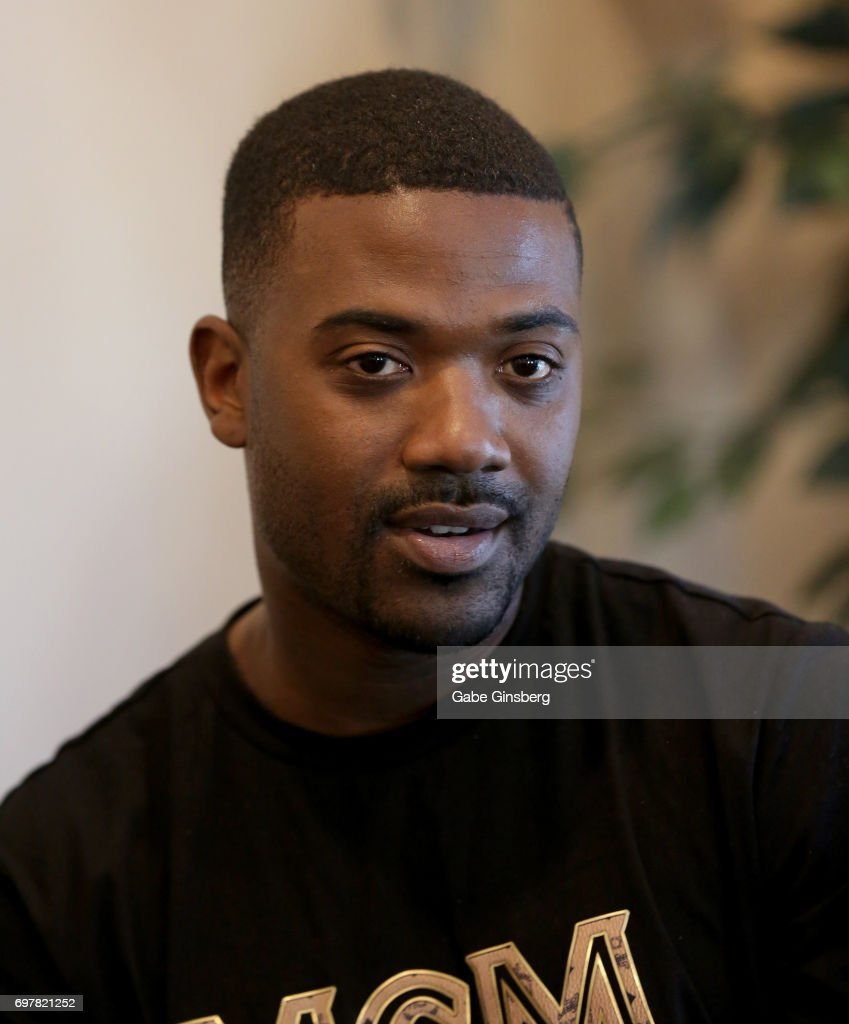 Singer/actor Ray J attends a meet-and-greet for the 'Homes 4 Heroes' television project on June 19, 2017 in Las Vegas, Nevada.