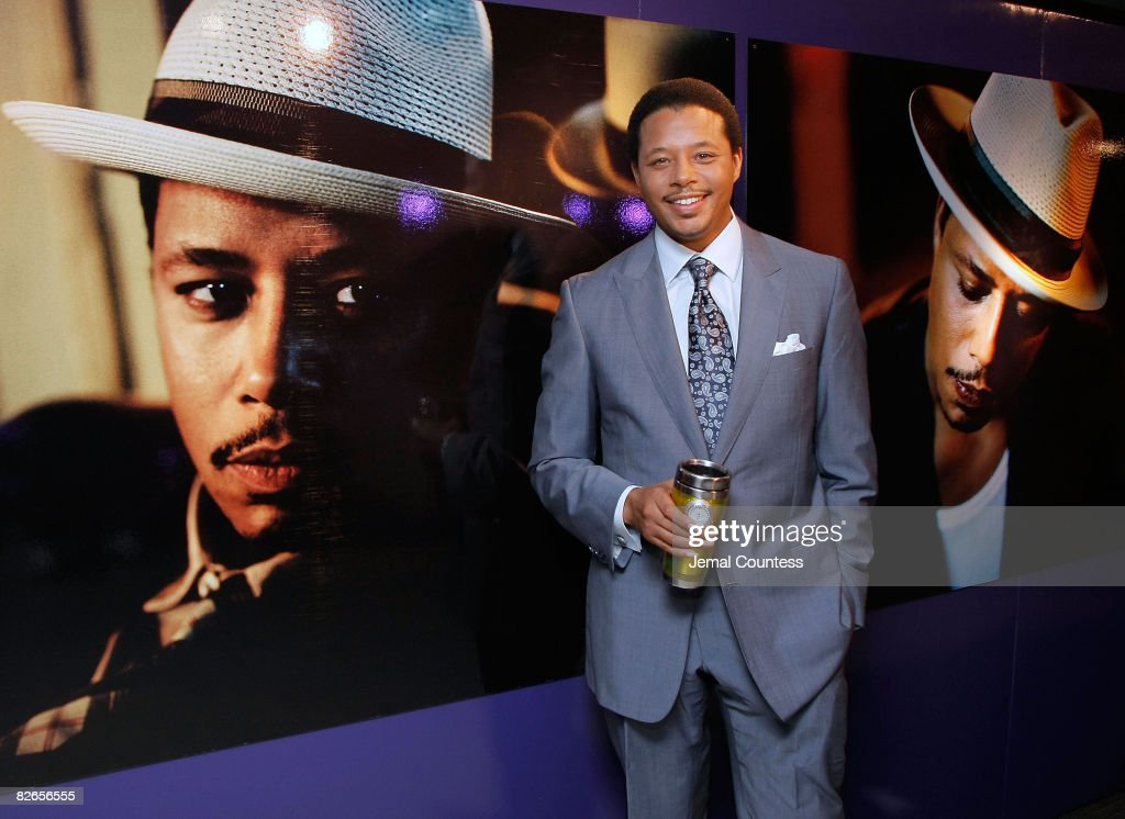 Singer/Actor Terrence Howard attends The Beat The Chic Party at Bloomingdale's on September 3, 2008 in New York City