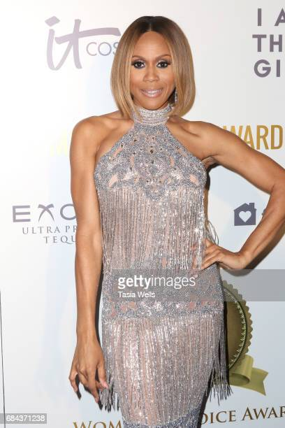 Singer/actress Alexis Jones attends the Women's Choice Award Show at Avalon Hollywood on May 17 2017 in Los Angeles California