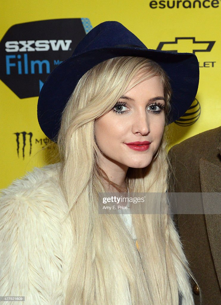 Singer/actress <a gi-track='captionPersonalityLinkClicked' href=/galleries/search?phrase=Ashlee+Simpson&family=editorial&specificpeople=201809 ng-click='$event.stopPropagation()'>Ashlee Simpson</a> attends 'The Wilderness of James' Photo Op and Q&A during the 2014 SXSW Music, Film + Interactive Festival at AMC Theater at VCC on March 9, 2014 in Austin, Texas.