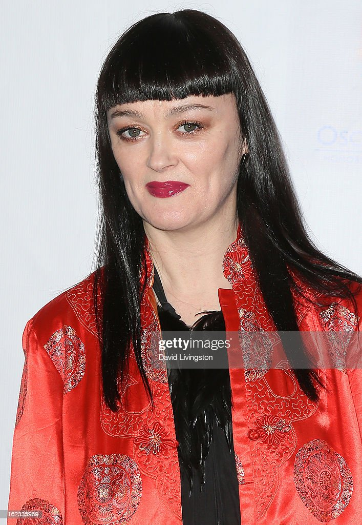 Singer/actress Bronagh Gallagher attends the 8th Annual 'Oscar Wilde: Honoring The Irish In Film' Pre-Academy Awards Event at Bad Robot on February 21, 2013 in Santa Monica, California.