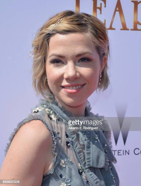 Singer/actress Carly Rae Jepsen attends the premiere of The Weinstein Company's 'Leap' at the Pacific Theatres at The Grove on August 19 2017 in Los...