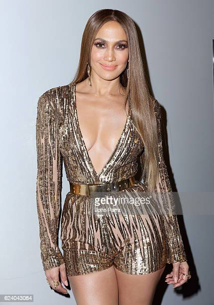 Singer/actress Jennifer Lopez attends The 17th Annual Latin Grammy Awards at TMobile Arena on November 17 2016 in Las Vegas Nevada