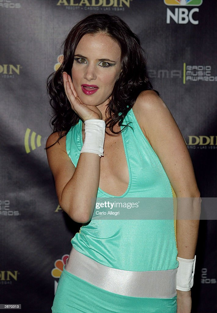 Singer/Actress Juliette Lewis attends The 2003 Radio Music Awards at the Aladdin Casino Resort October 27, 2003 in Las Vegas, Nevada.