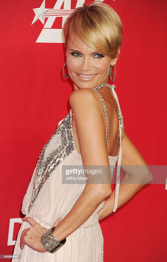 Singer/actress Kristin Chenoweth attends 2014 MusiCares Person Of The Year Honoring Carole King at Los Angeles Convention Center on January 24, 2014 in Los Angeles, California.