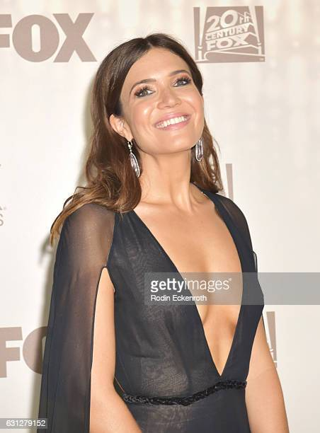Singer/actress Mandy Moore attends FOX and FX's 2017 Golden Globe Awards after party at The Beverly Hilton Hotel on January 8 2017 in Beverly Hills...