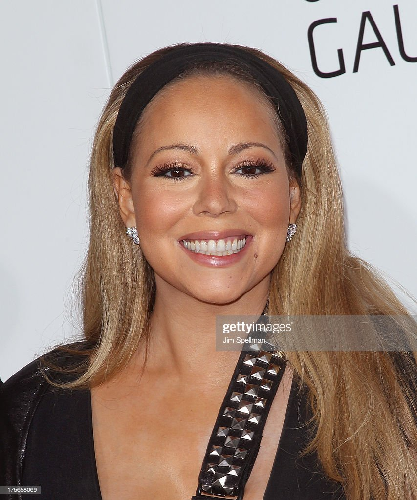 Singer/actress Mariah Carey attends Lee Daniels' 'The Butler' New York Premiere at Ziegfeld Theater on August 5, 2013 in New York City.