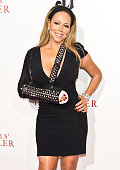 Singer/actress Mariah Carey attends 'The Butler' premiere at Ziegfeld Theater on August 5 2013 in New York City