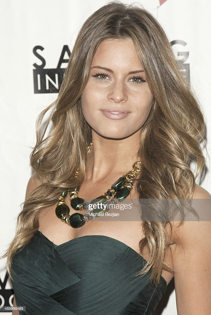 Singer/actress Marielle Jaffe arrives at the 2nd Annual Saving Innocence Gala Hosted By Kellan Lutz And Keke Palmer - Arrivals at The Crossing on December 5, 2013 in Los Angeles, California.