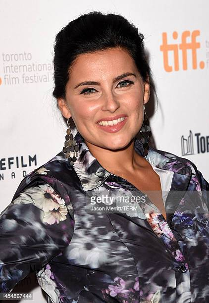 Singer/actress Nelly Furtado attends 'The Good Lie' premiere during the 2014 Toronto International Film Festival at The Elgin on September 7 2014 in...