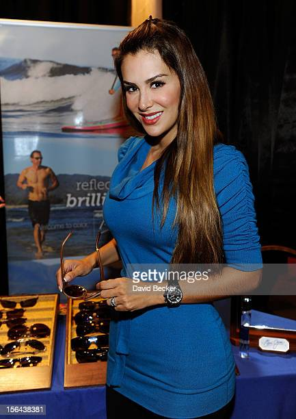 Singer/actress Ninel Conde attends the 13th annual Latin GRAMMY Awards Gift Lounge held at the Mandalay Bay Events Center on November 14 2012 in Las...