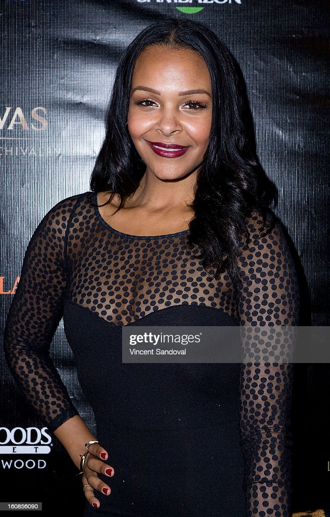 Singer/actress Samantha Mumba attends The Grammy Awards: Whole Planet Foundation pre-Grammy benefit concert at East West Recording Studio on February 6, 2013 in Hollywood, California.