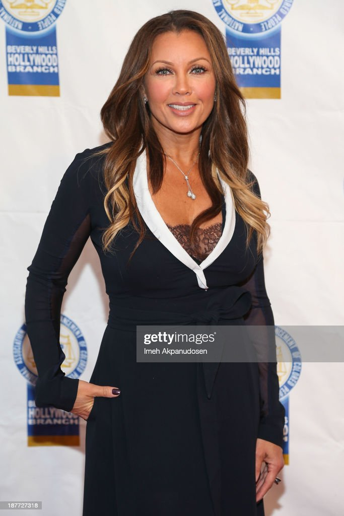 Singer/actress Vanessa Williams attends the 23rd Annual NAACP Theatre Awards at Saban Theatre on November 11, 2013 in Beverly Hills, California.