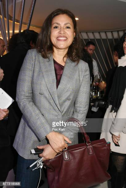 Singer/actress Viktor Lazlo attends 'Le Prix Du Style 2017' Literary awards Hosted by BMW Obadia Stasi and Page des libraires at BMW Brand Store...