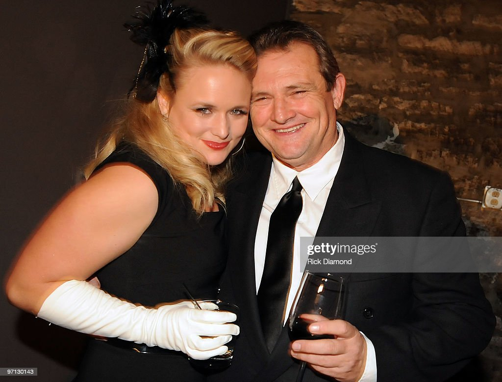 Singer/Co Songwriter <a gi-track='captionPersonalityLinkClicked' href=/galleries/search?phrase=Miranda+Lambert&family=editorial&specificpeople=571972 ng-click='$event.stopPropagation()'>Miranda Lambert</a> and Her Dad Rick Lambert pose during BMI Honors <a gi-track='captionPersonalityLinkClicked' href=/galleries/search?phrase=Miranda+Lambert&family=editorial&specificpeople=571972 ng-click='$event.stopPropagation()'>Miranda Lambert</a>'s for her First #1single with a 1940's style bash and a few hundred of her friends at The Cellar on February 26, 2010 in Nashville, Tennessee.