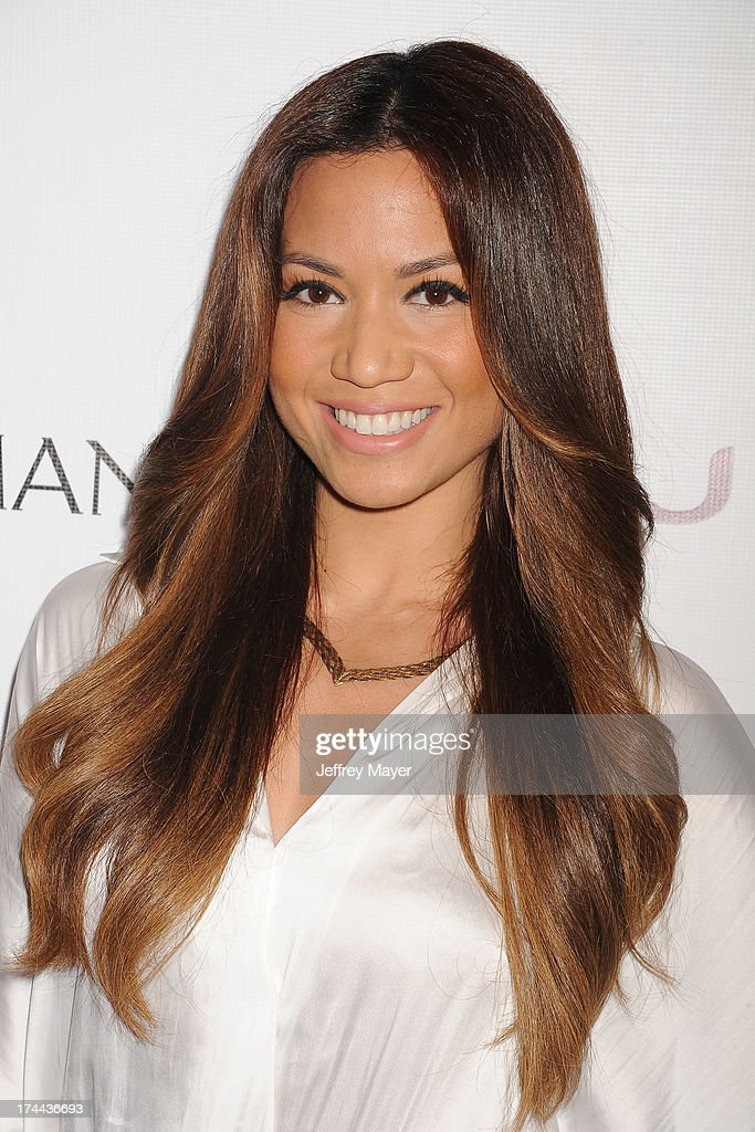 Singer/dancer Jessi Malay attends the Friend Movement Anti-Bullying Benefit Concert at the El Rey Theatre on July 1, 2013 in Los Angeles, California.