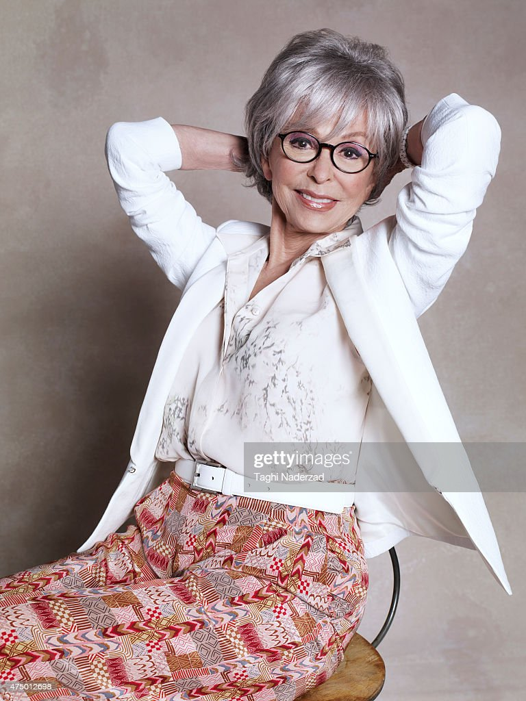 Rita Moreno, Oprah Magazine, May 1, 2013