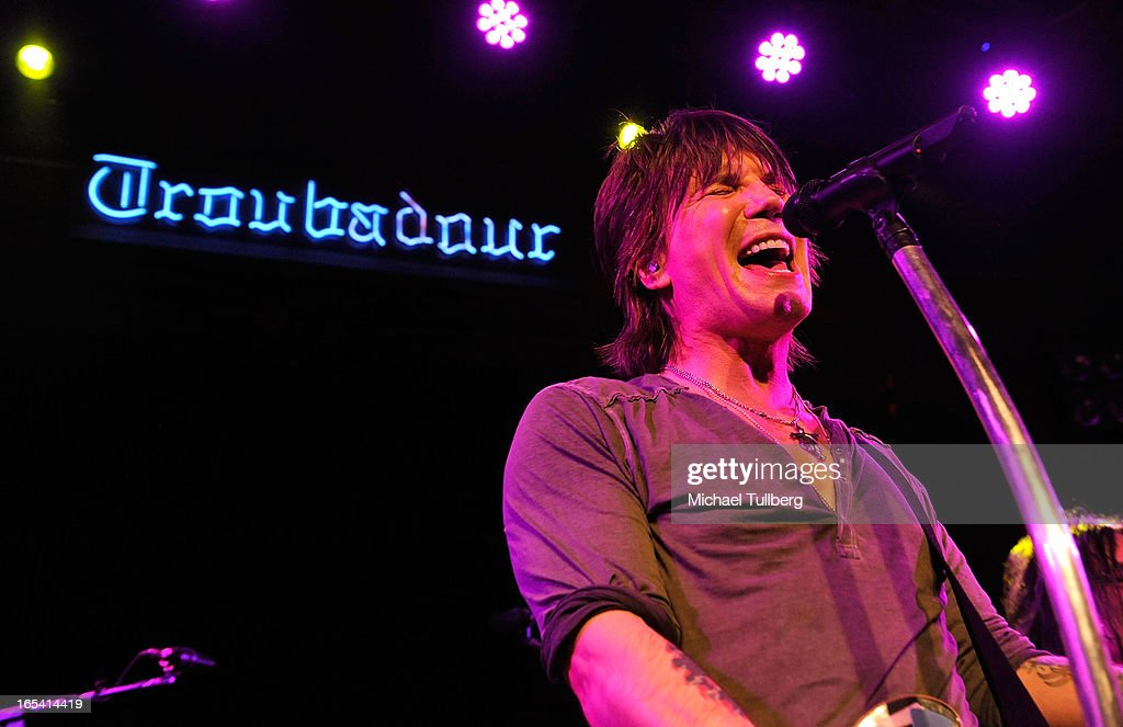 104.3 MY FM And The Warner Sound Presents The Goo Goo Dolls At The Troubadour