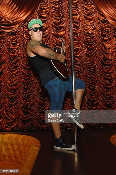 Singer/guitarist Rome Ramirez of Sublime with Rome appears at the Encore Beach Club at Encore Las Vegas on August 27 2011 in Las Vegas Nevada