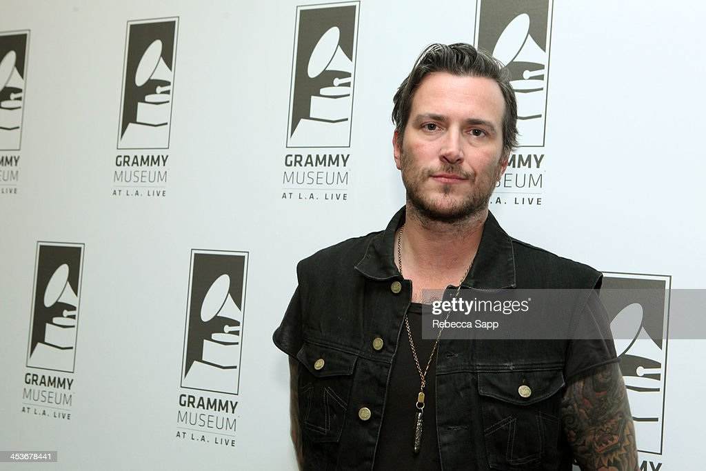 Singer/musician <a gi-track='captionPersonalityLinkClicked' href=/galleries/search?phrase=Butch+Walker&family=editorial&specificpeople=2219190 ng-click='$event.stopPropagation()'>Butch Walker</a> at An Evening With <a gi-track='captionPersonalityLinkClicked' href=/galleries/search?phrase=Butch+Walker&family=editorial&specificpeople=2219190 ng-click='$event.stopPropagation()'>Butch Walker</a> at The GRAMMY Museum on December 4, 2013 in Los Angeles, California.