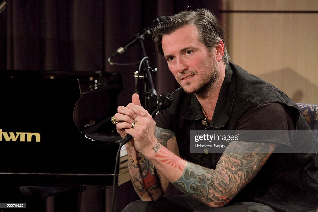 Singer/musician Butch Walker speaks onstage at An Evening With Butch Walker at The GRAMMY Museum on December 4, 2013 in Los Angeles, California.