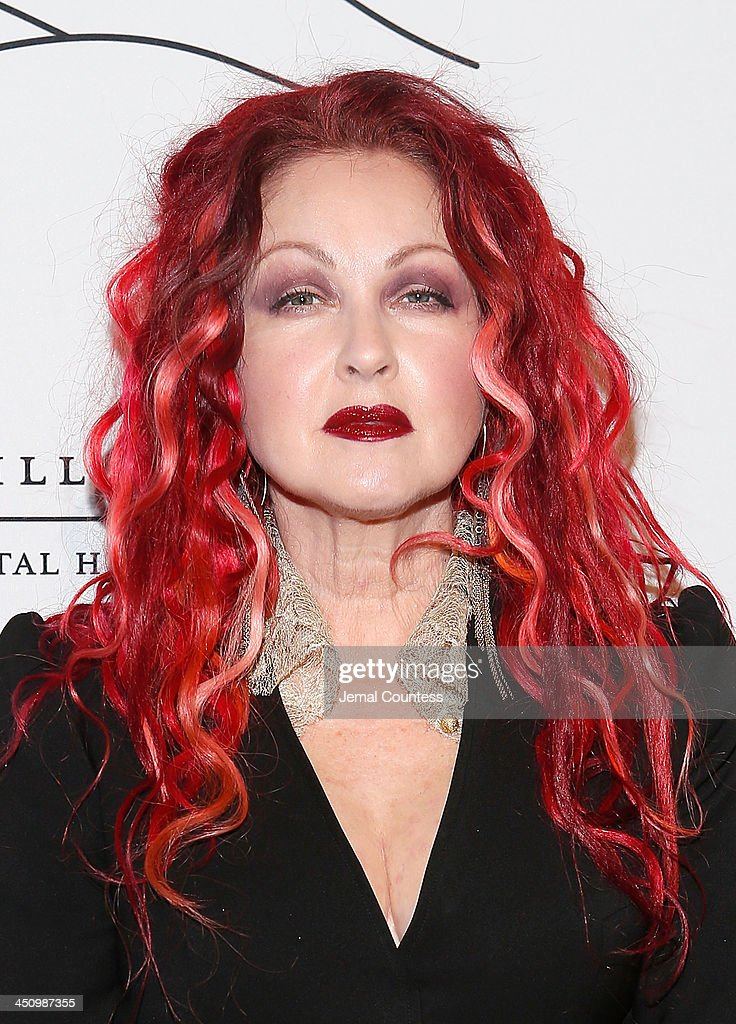Singer/musician <a gi-track='captionPersonalityLinkClicked' href=/galleries/search?phrase=Cyndi+Lauper&family=editorial&specificpeople=171290 ng-click='$event.stopPropagation()'>Cyndi Lauper</a> attends the 2013 Silver Hospital gala at Cipriani 42nd Street on November 20, 2013 in New York City.