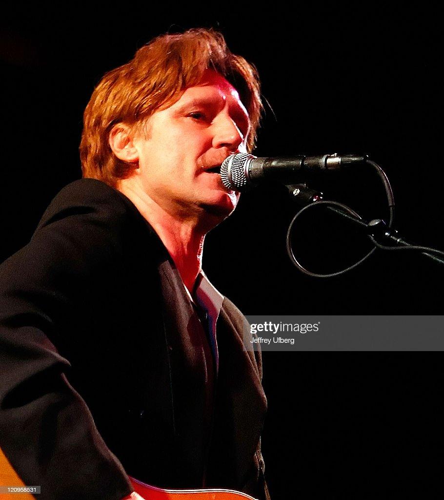 John Waite Performs At B.B. Kings - July 13, 2009