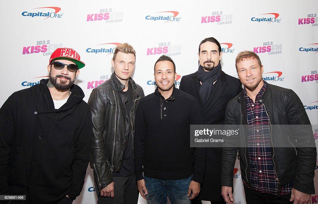 KISS FM's Jingle Ball 2016 - Arrivals
