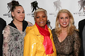 Singers Cheyenne Elliott Dionne Warwick and journalist Rita Cosby arrive for the 2014 Wounded Warrior Project Benefit at The Edison Ballroom on...