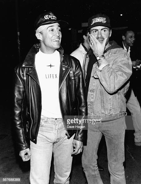 George Michael And Andrew Ridgeley Pictures | Getty Images