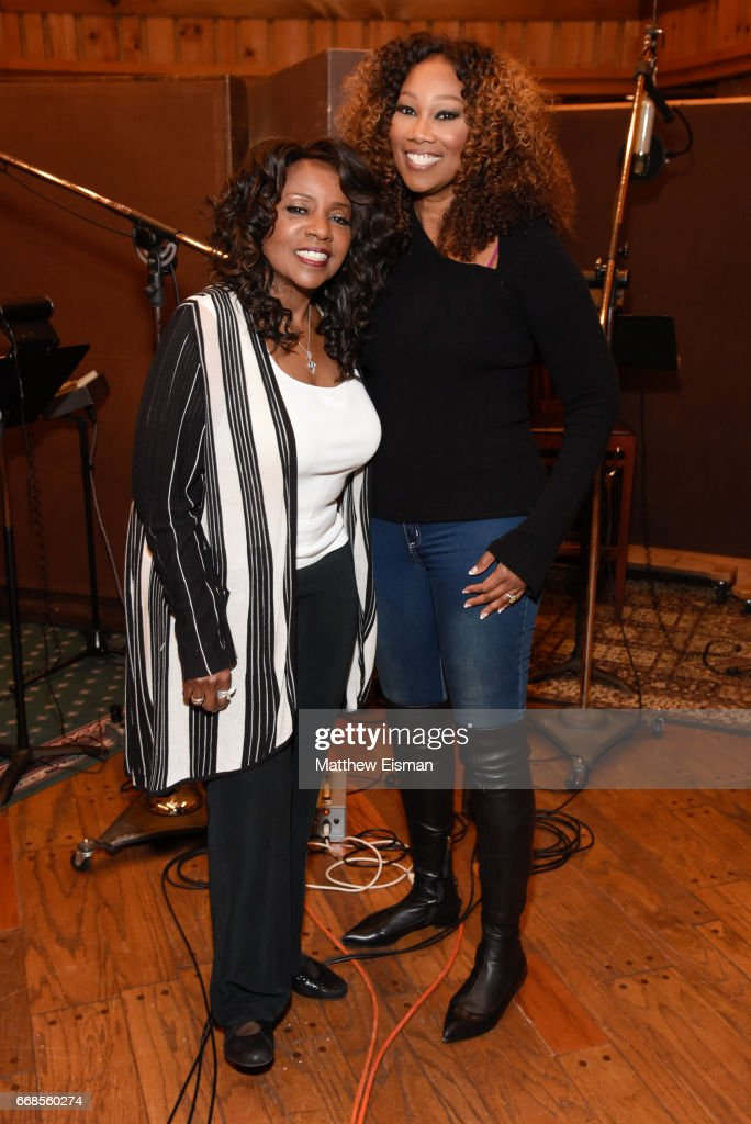 Image result for gLORIA gAYNOR AND YOLANDA ADAMS  getty image