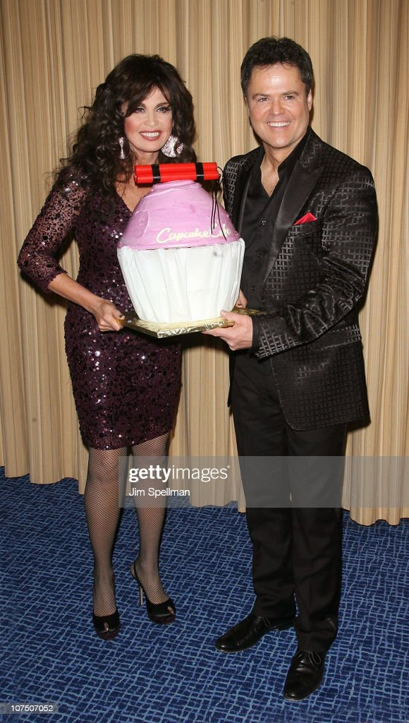 """""""Donny & Marie - A Broadway Christmas"""" Opening Night"""