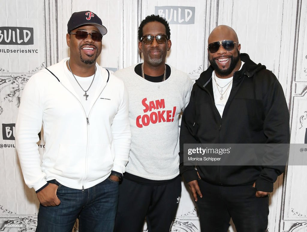 "Build Presents Boyz II Men Discussing Their Album ""Under the Streetlight"""