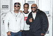 Build Presents Boyz II Men Discussing Their Album...