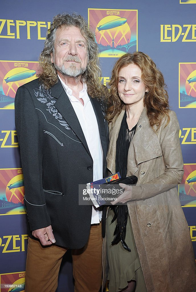 """Led Zeppelin: Celebration Day"" Premiere"