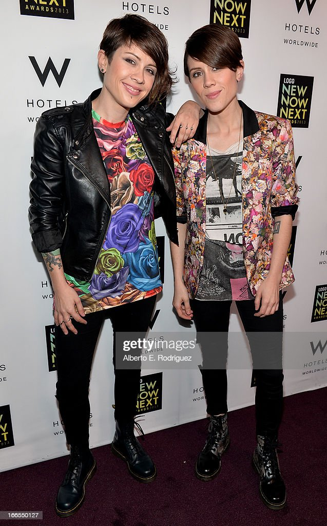 2013 NewNowNext Awards - W Hotels Backstage Lounge