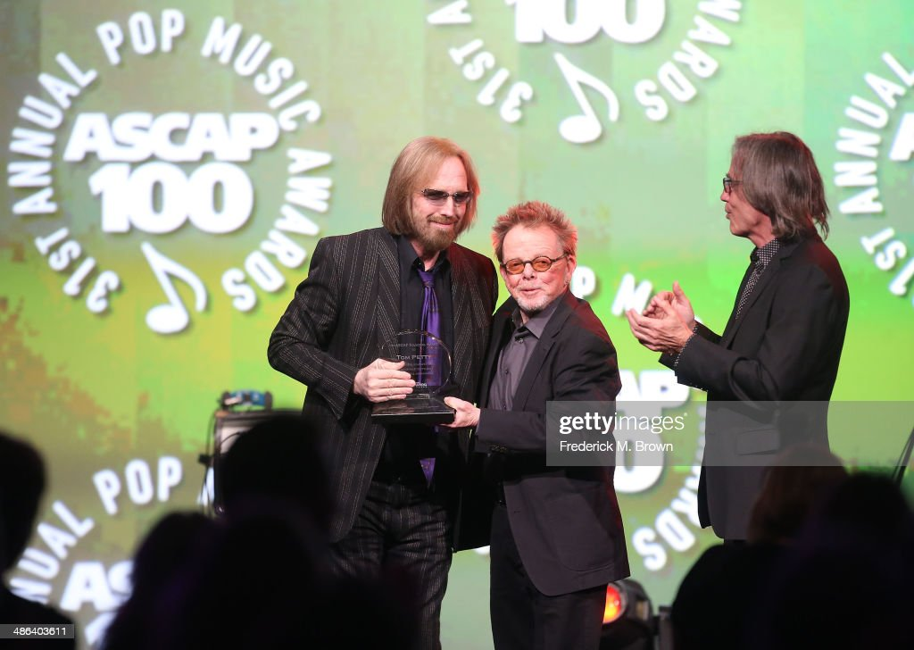 Singers, Tom Petty, Paul Williams, and Jackson Browne speak during the 31st Annual ASCAP Pop Music Awards at The Ray Dolby Ballroom at the Hollywood & Highland Center on April 23, 2014 in Hollywood, California.