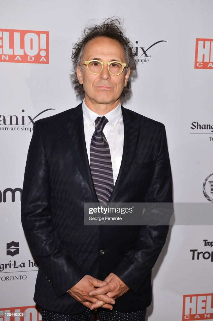 Singer/songwrite <a gi-track='captionPersonalityLinkClicked' href=/galleries/search?phrase=Marc+Jordan&family=editorial&specificpeople=7180421 ng-click='$event.stopPropagation()'>Marc Jordan</a> arrives at the Hello! Canada gala celebrating Canada's 50 Most Beautiful at Shangri-La Hotel on May 9, 2013 in Toronto, Canada.