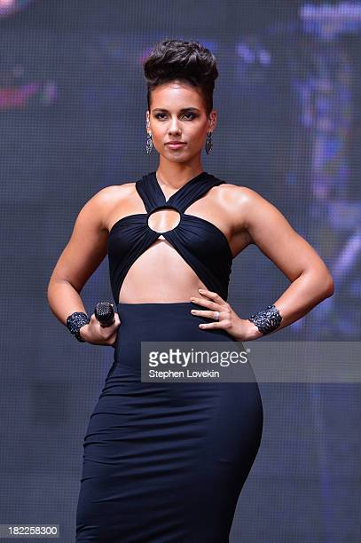 Alicia Keys Stock Photos and Pictures