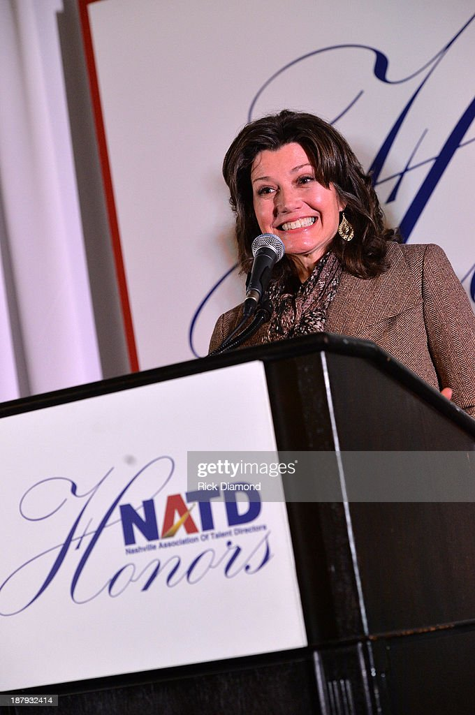 Singer/Songwriter Amy Grant attends the 3rd. annual NATD Honors 2013 at the Hermitage Hotel on November 12, 2013 in Nashville, Tennessee.