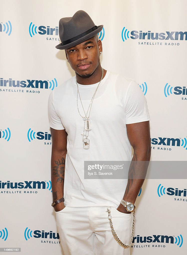 Singer-songwriter and actor <a gi-track='captionPersonalityLinkClicked' href=/galleries/search?phrase=Ne-Yo&family=editorial&specificpeople=451543 ng-click='$event.stopPropagation()'>Ne-Yo</a> visits SiriusXM Studio on August 2, 2012 in New York City.