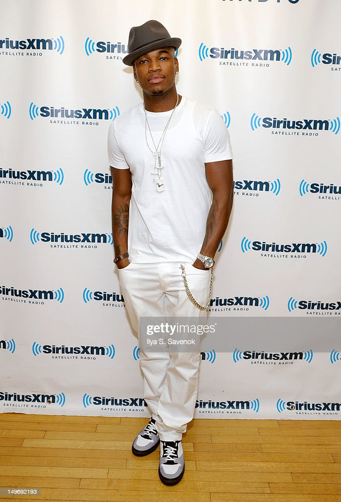 Singer-songwriter and actor Ne-Yo visits SiriusXM Studio on August 2, 2012 in New York City.