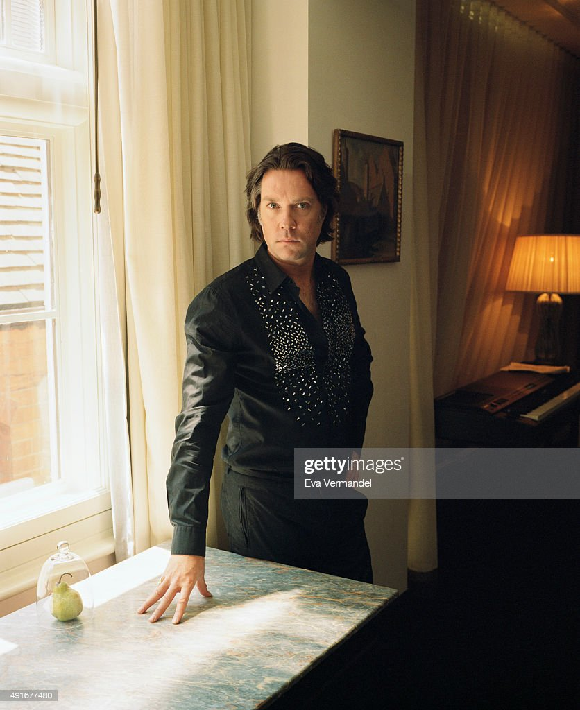 Singer-songwriter and composer Rufus Wainwright is photographed for the Telegraph magazine on June 10, 2015 in London, England.