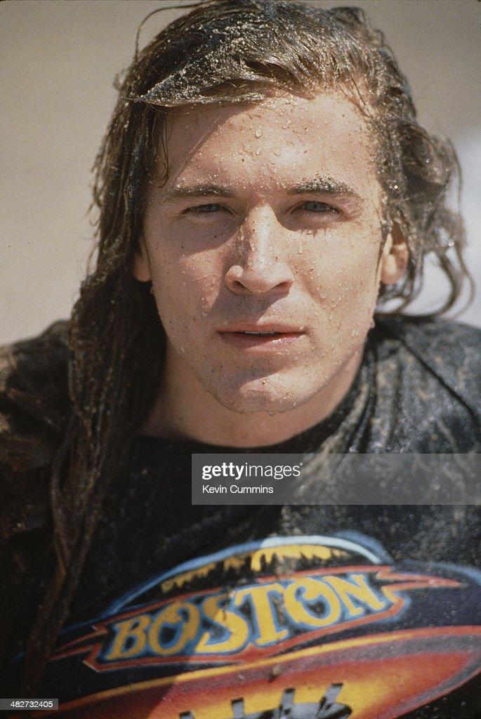 Singersongwriter and guitarist Evan Dando of American band The Lemonheads circa 1994