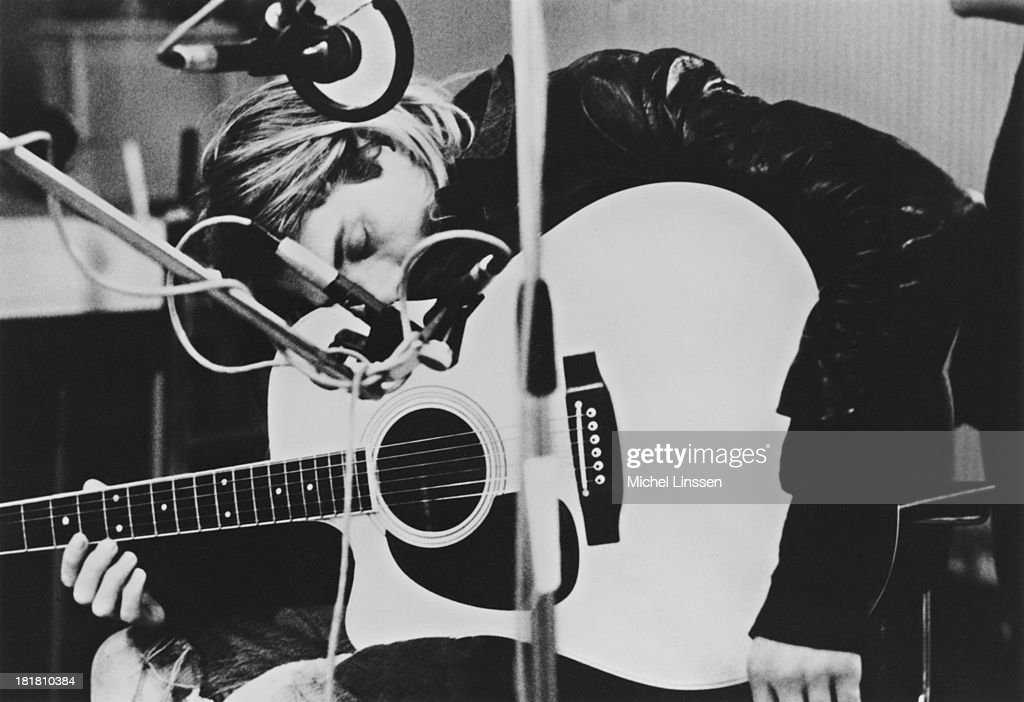 Kurt Cobain | Getty Images