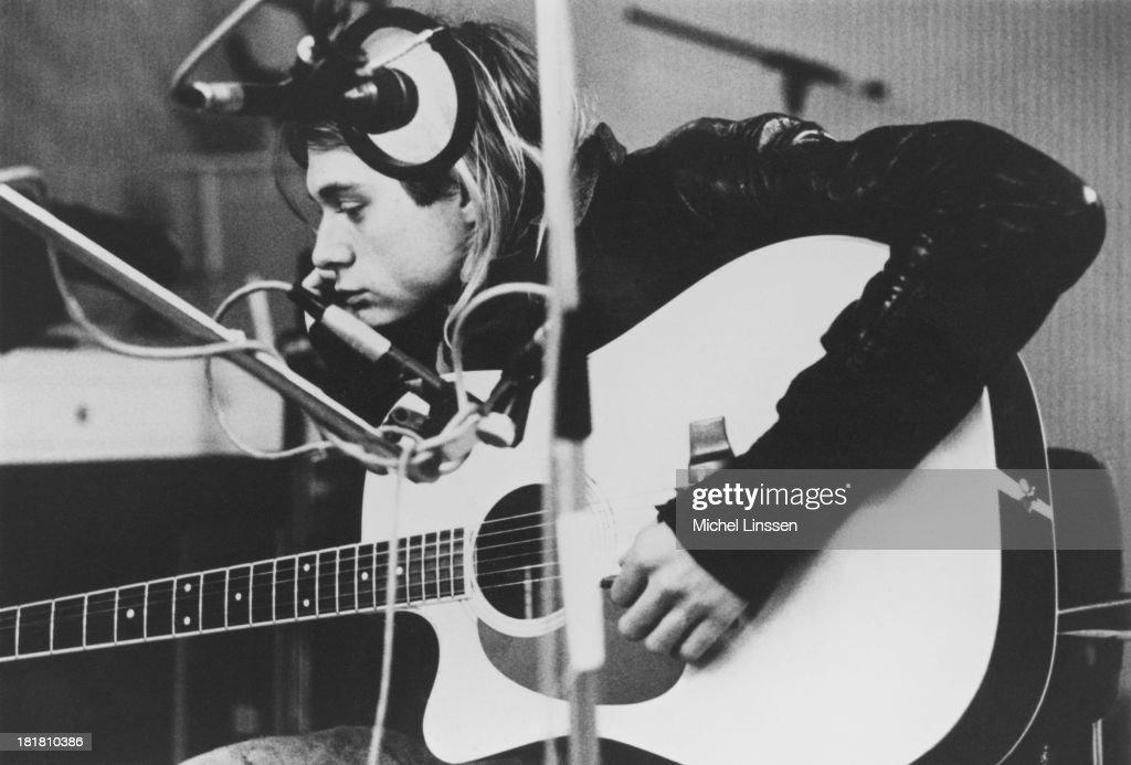 Kurt Cobain   Getty Images