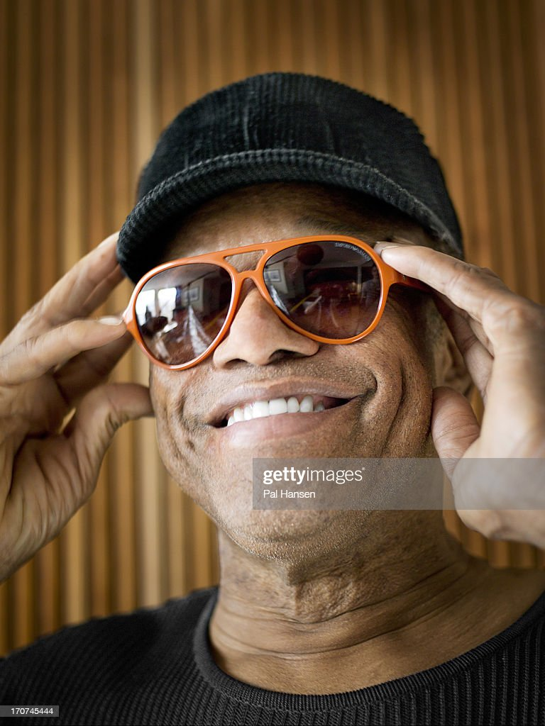 Singer-songwriter and musician Bobby Womack is photographed for Independent on March 23, 2013 in London, England.