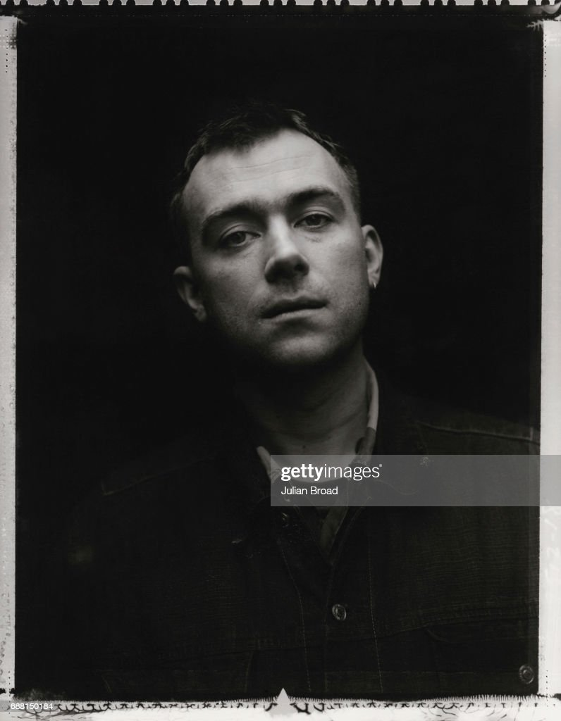 Singer-songwriter and musician Damon Albarn is photographed in London, England.
